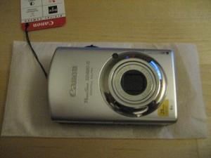 Canon SD880IS Digital Camera