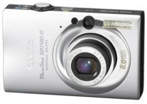 Canon Powershot SD1100IS